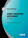 ACMPE Knowledge Assessment